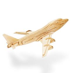 Puzzle de Avião em Madeira