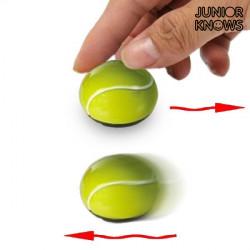 Palla in Metallo a Propulsione Ball and Bug Pallone da Basket