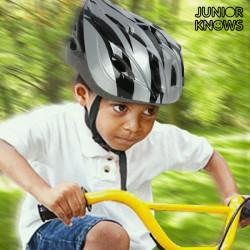 Casco de Bicicleta para Niños Junior Knows L