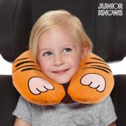 Almohada Cervical Infantil Animales Junior Knows Rana