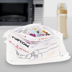 Topcom Stérilisateur micro-ondesTravelizer Bag 100