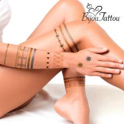 Bijou Tattou Abziehtattoos