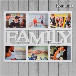 Moldura Family (6 fotos)