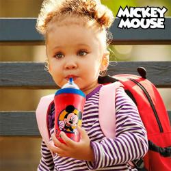 Vaso con Pajita Mickey y Goofy