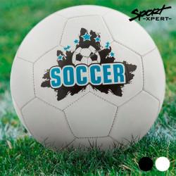Ballon de Football Soccer Noir