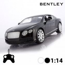 Bentley Continental GT Remote Control Car White