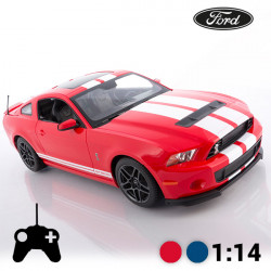 Ford Shelby GT500 Remote Control Car Blue