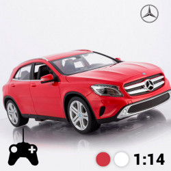 Mercedes-Benz GLA-Class Remote Control Car White