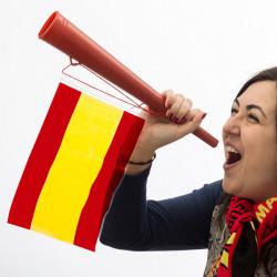 Trombetta bandiera Spagnola