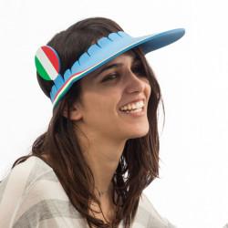 Kappe mit Italien-Flagge