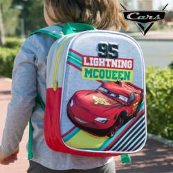 Cars 3D School Bag