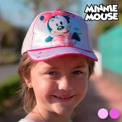 Gorra Infantil Minnie Mouse Morado