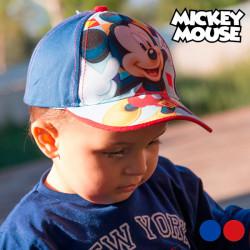 Berretto per Bambini Mickey Mouse Rosso