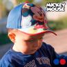 Boné Infantil Mickey Mouse Vermelho