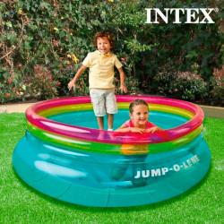 Tappeto Gonfiabile per Saltare Intex