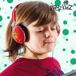 Playz Kidz Little Monsters Headphones