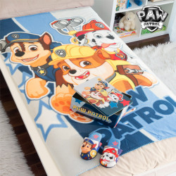 Paw Patrol Metal Box with Blanket and Slippers 26-27