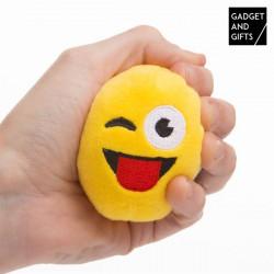 Emoticon Plüschball