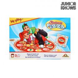 Juego para Niños La Pizza Enredada Junior Knows