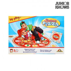 The Tangled Pizza Game for Children