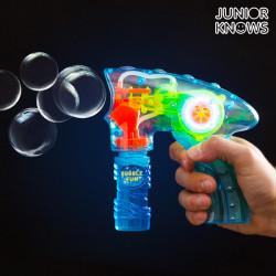 Pistola para Bolhas de Sabão com Luz Junior Knows