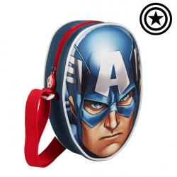 Bolsito 3D Capitán América (Avengers)