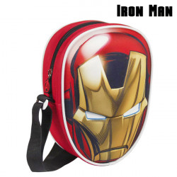 Borsello 3D Iron Man (Avengers)