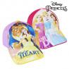 Berretto per Bambini Principesse Disney (53 cm) Fucsia