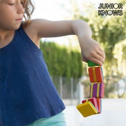Jogo de Habilidade para Crianças Funny Ladder Junior Knows