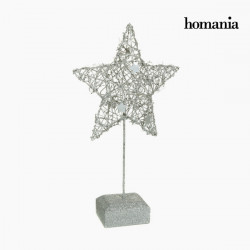 Decorative Figure Star Silver by Homania