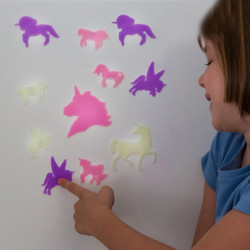 Unicorni Fluorescenti Junior Knows (14 pezzi)
