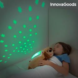 Peluche Proyector InnovaGoods Perro