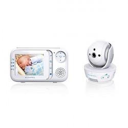 Interphone bébé Alcatel Baby Link 710 2,8 LCD PURESOUND Blanc
