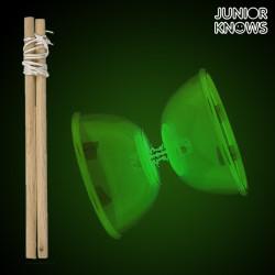 Diabolo Fluorescent Junior Knows