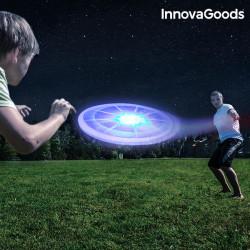 Frisbee con LED Multicolori InnovaGoods