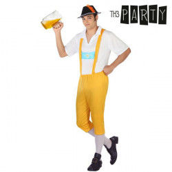 Costume for Adults Th3 Party 9944 German man