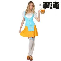 Costume per Adulti Th3 Party 9920 Tedesca
