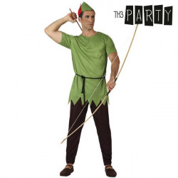 Costume for Adults Th3 Party 1336 Male archer