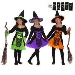 Costume for Children Th3 Party 2586 Witch
