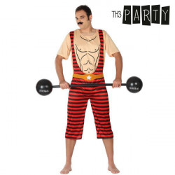 Costume for Adults Th3 Party 1044 Strongman