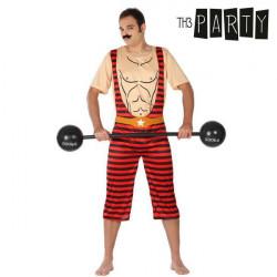 Disfraz para Adultos 1044 Hombre forzudo (3 Pcs)
