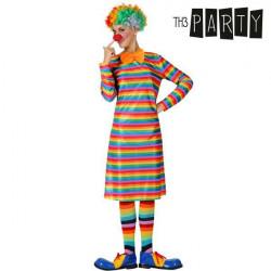 Costume per Adulti Th3 Party 3857 Pagliaccio donna