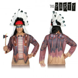 Adult T-shirt Th3 Party 6511 Indian man