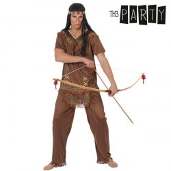 Costume for Adults Th3 Party 2267 Indian man