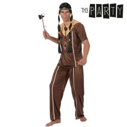 Costume for Adults Th3 Party 2236 Indian man