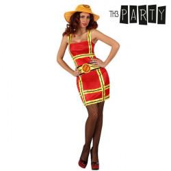 Déguisement pour Adultes Th3 Party 2526 Femme pompier