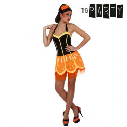 Costume for Adults Th3 Party 5183 Orange