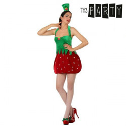 Disfraz para Adultos Th3 Party 5213 Fresa