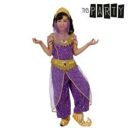 Costume for Children Th3 Party Arab 5-6 Years