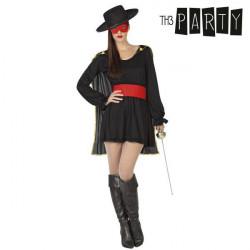 Costume per Adulti Th3 Party Borsa a tracolla M/L